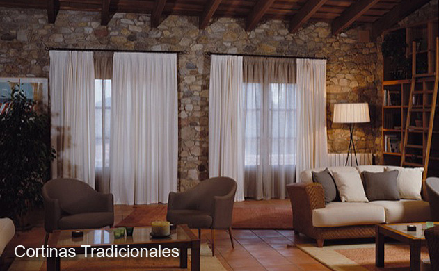 cortinas y estores - Cortinas Decoracion