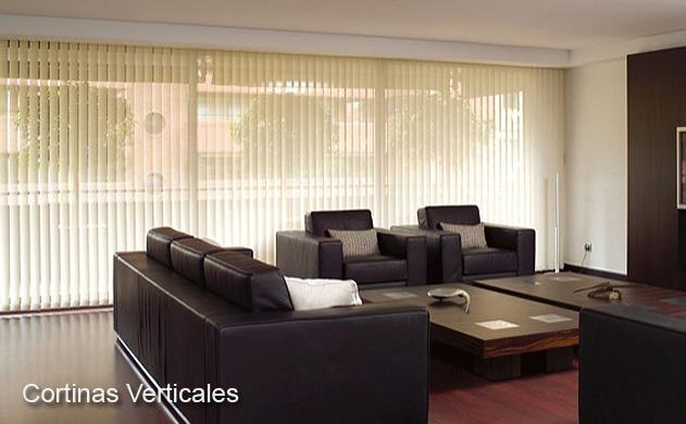 Cortinas verticales modernas cortinas verticales decoracion - Cortinas verticales para oficinas ...
